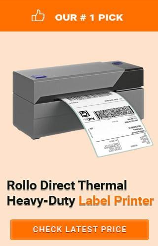 ROLLO Label Printer, Best Printer For Stickers