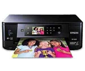 epson expression premium xp-640 review, best photo printer, best portable photo printer
