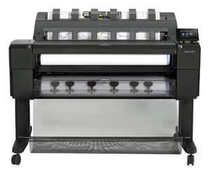 hp designjet t1500, best all in one large format printer, best large format printer