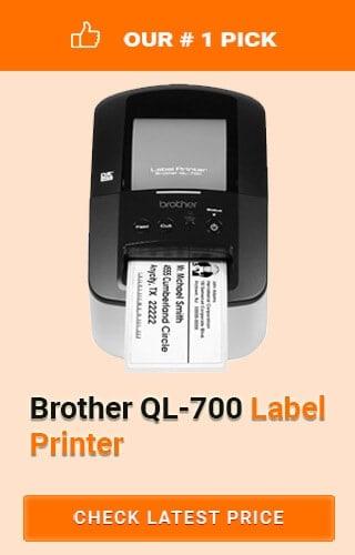 best label printer, best usps label printer