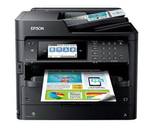 epson workforce pro et-8700 review, best all in one color laser printer for small business