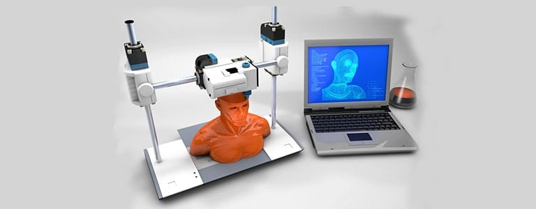 What types of objects can you print with a 3D printer